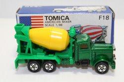 画像4: ★トミカ F18-2-10 アメリカン・ミキサー車★