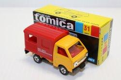 画像3: ◆トミカ #31-2-4 スズキ キャリィ 郵便車(一般輸出)デッドストック◆