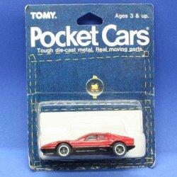 画像1: ★トミカ F57-1-9 フェラーリBB512 Pocket Cars 開封済★