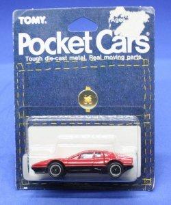 画像1: ★トミカ F39-3-1 フェラーリBB512 Pocket Cars 未開封★