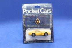 画像1: ★トミカ F21-1-3 コルベット・スティングレー Pocket Cars未開封