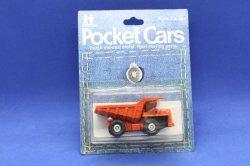画像1: ◆トミカ #59-1-6 日立DH321 ダンプトラック Pocket Cars BP未開封◆