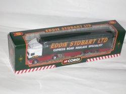 画像1: ◇1/64 コーギー◇EDDIE STOBART LTD トレーラー