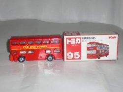 画像1: ◆◇赤箱トミカ◇◆95 ロンドンバス red bus lovers